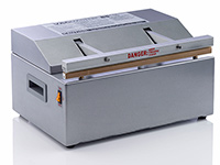 VacMaster BS116 Table Top Impulse Bag Sealer