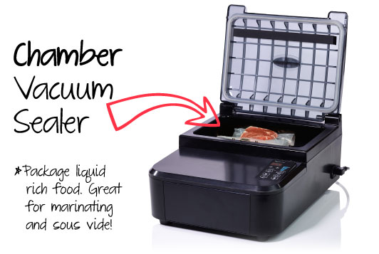 VacMaster new 2-in-1 vacuum sealer DUO550