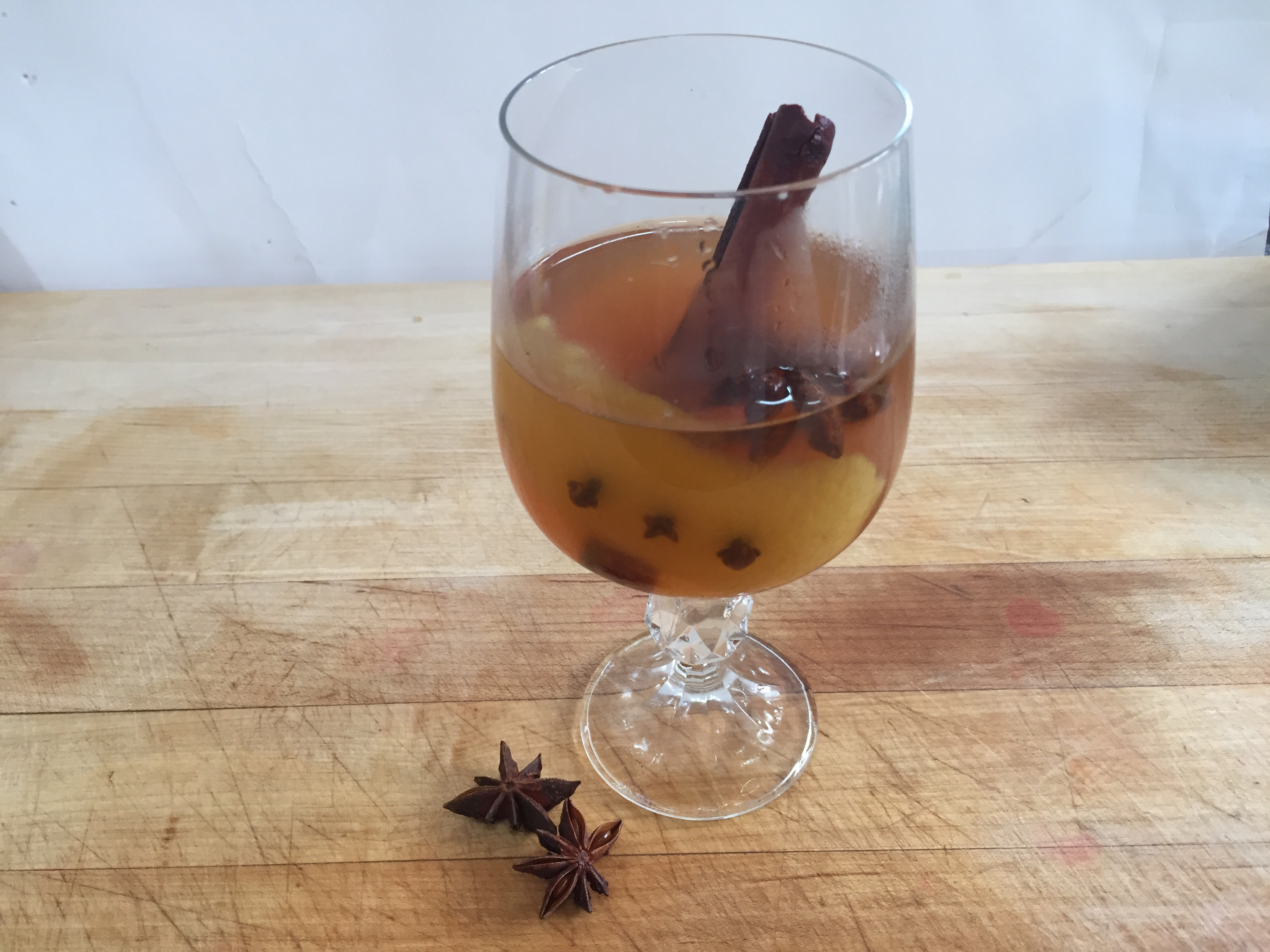 sous vide hot toddy photo