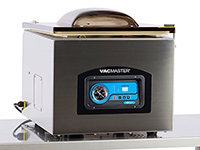 VacMaster VP321 Chefs Choice Dual Seal Chamber Vacuum Sealer