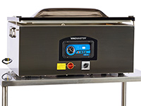 VacMaster VP330 Professional 3 Seal Extended Chamber Vacuum Sealer